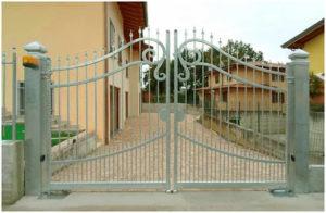 riparazione o installazione cancello automatico Verbania e provincia