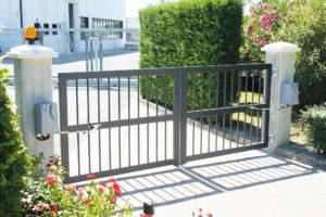 installazione cancello automatico